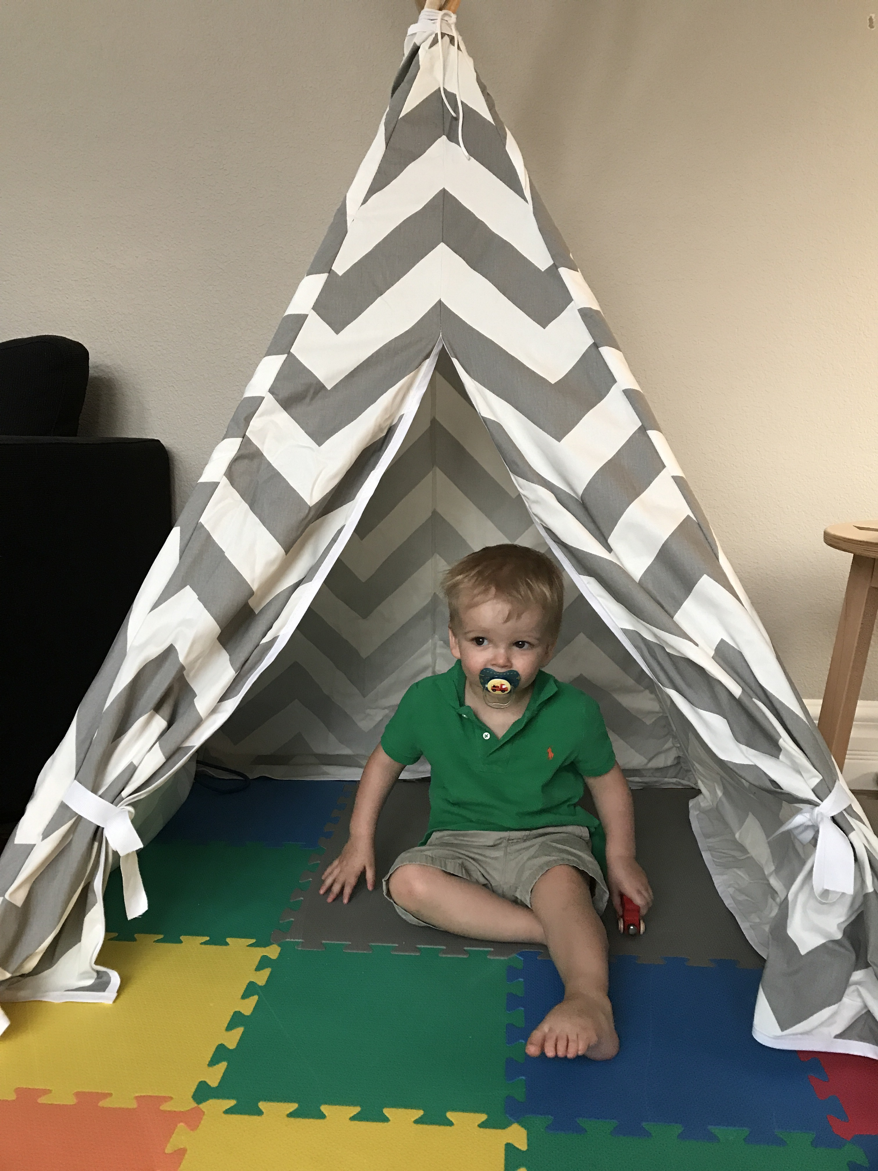 American Made Teepee